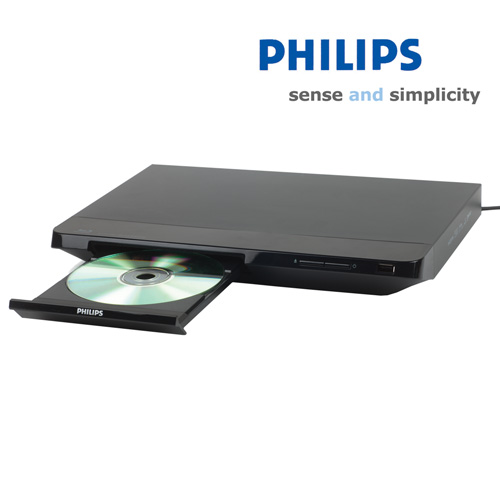 Philips Blu-Ray DVD with WiFi