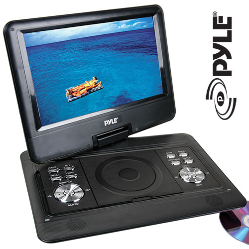 "Pyle 14"" Portable DVD Player"