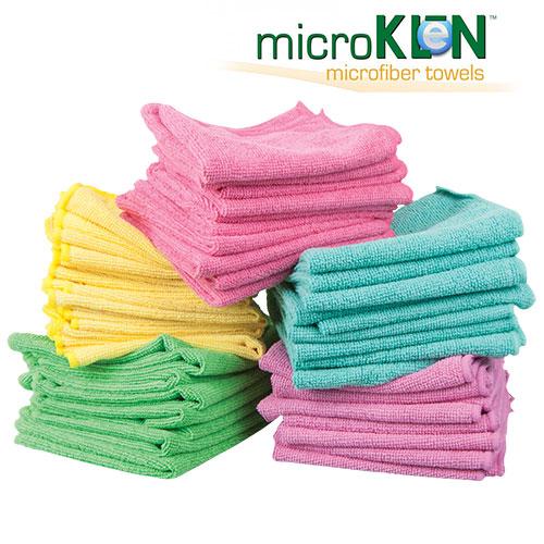 Microklen Mircofiber Towels