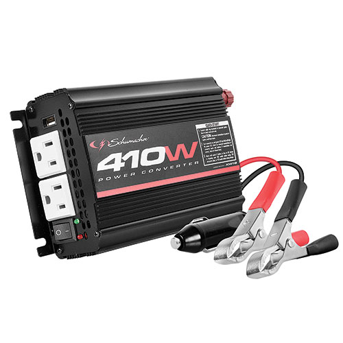 Schumacher 410W Power Inverter