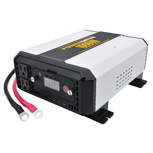 PowerDrive 1000W Pure Sine Power Inverter