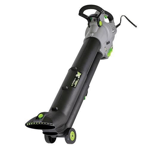 Earthwise BVM20312 Electric Leaf Blower/Vacuum/Mulcher