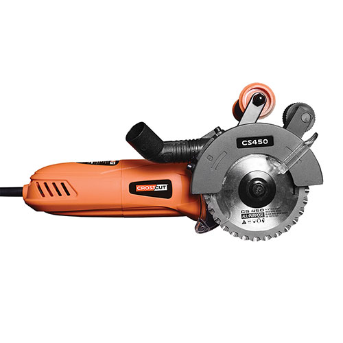 Crosscut CC450 Twin Blade Saw
