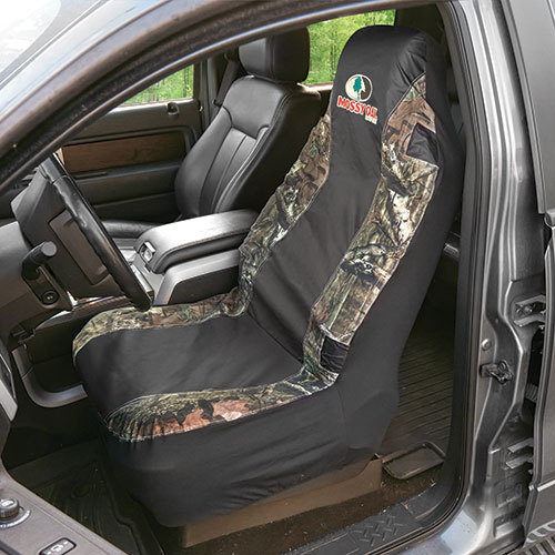Mossy Oak Car Seat Cover