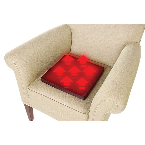 Thermal Comfort Heated Seat Cushion