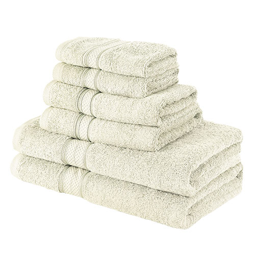 Cannon Towels 6 Piece Towel Set