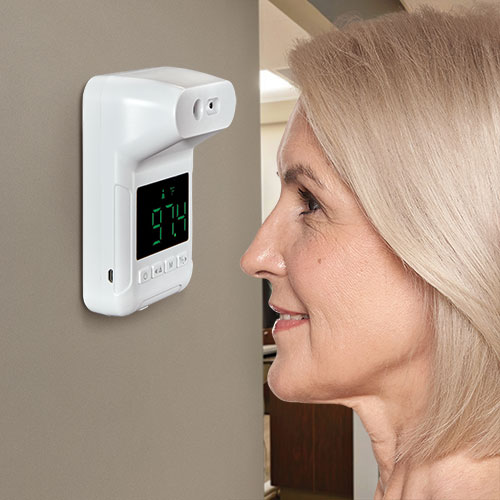 Sarina Non-Contact Wall-Mount Thermometer