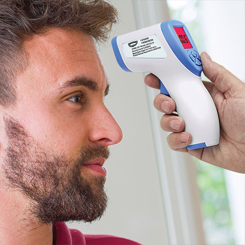 Infrared No-Contact Digital Thermometer
