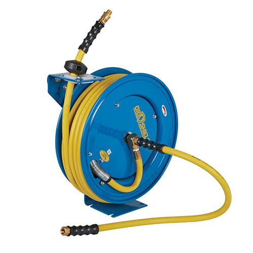 BluBird Oil-Shield Air Hose Reel