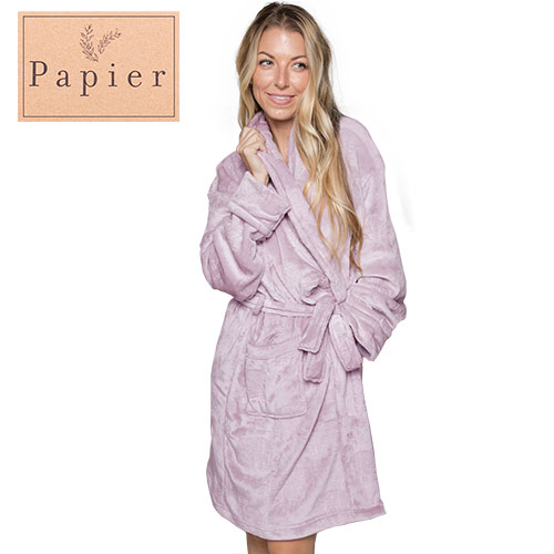 Northpoint Trading Blush Bath Robe