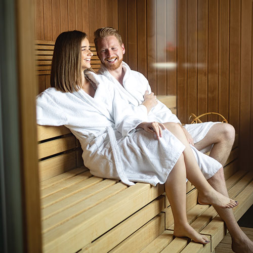 Archstone Home Unisex Bath Robe