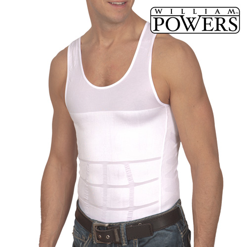 Mens Shape Shirt - White