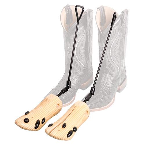 Women's Wooden Boot Stretcher