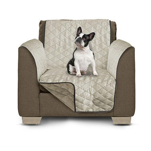American Kennel Club Reversible Quilted Chair Cover