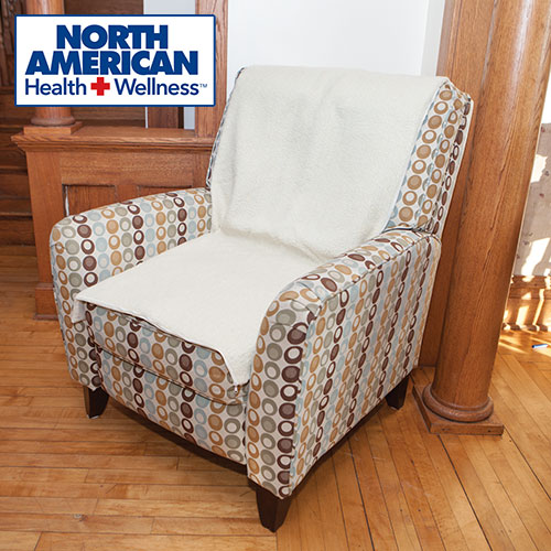 Fleece Chair Warmer