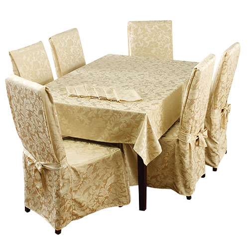 Ivory Genova Dining Cover 13 Piece Set
