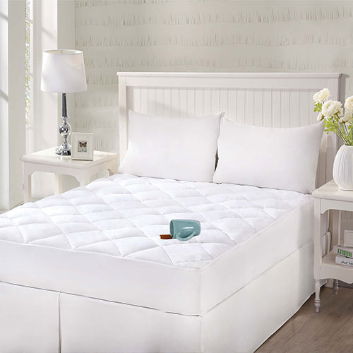Pur Luxe Waterproof Mattress Pad with DuPont Durashield