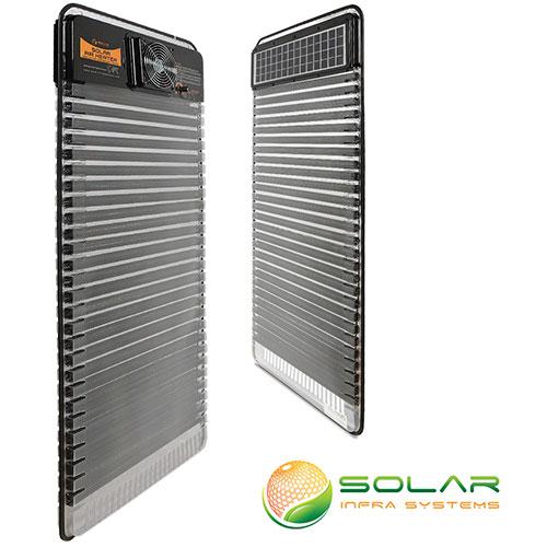 Solar Air Heater-Interior