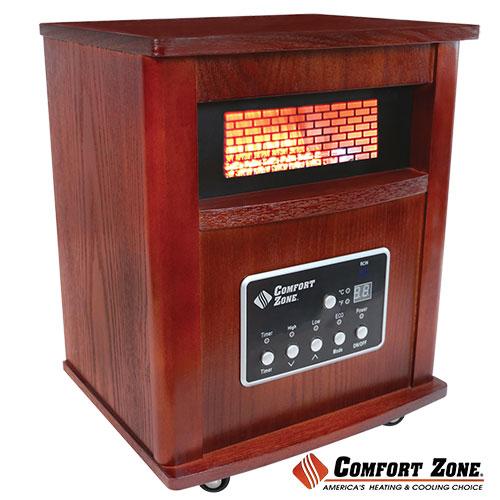 Comfort Zone CZ2032C Deluxe Heater