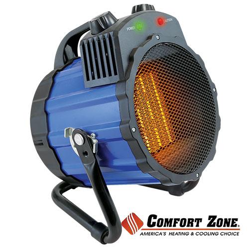 Comfort Zone CZ285 Ceramic Utility Heater