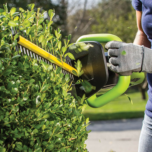 Earthwise 40V Cordless Hedge Trimmer