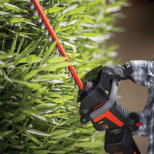 Remington 40V Hedge Trimmer