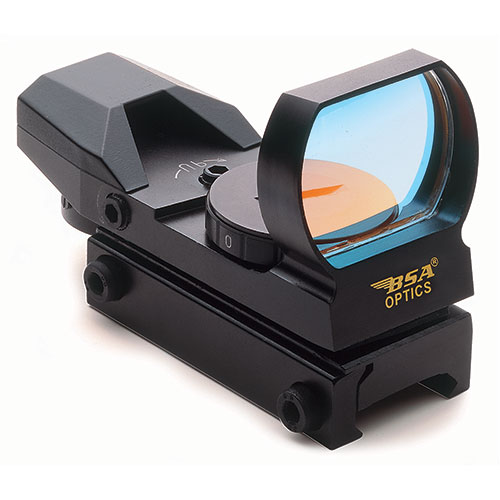 BSA Green and Red Multi-Reticle Sight