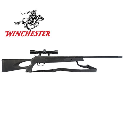 Winchester 1052SS .22 Caliber Air Rifle with Scope