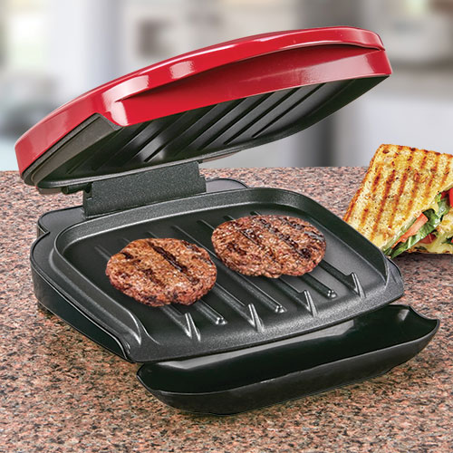 George Foreman GR10RM Classic Grill