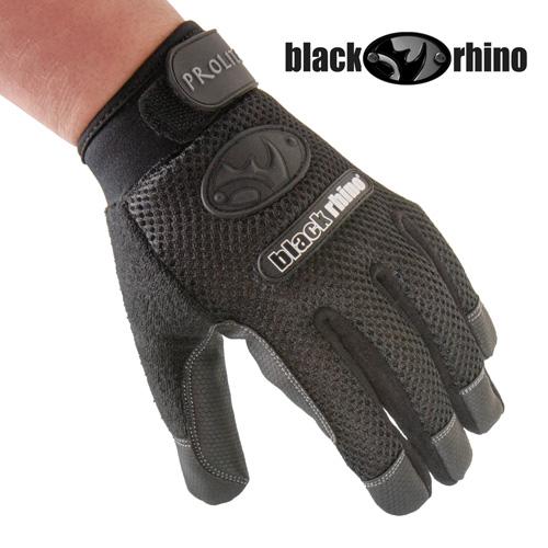 Rhino Work Gloves - 2 Pairs