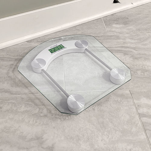 Home Basics Digital Bath Scale