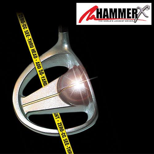 Hammer X Driver
