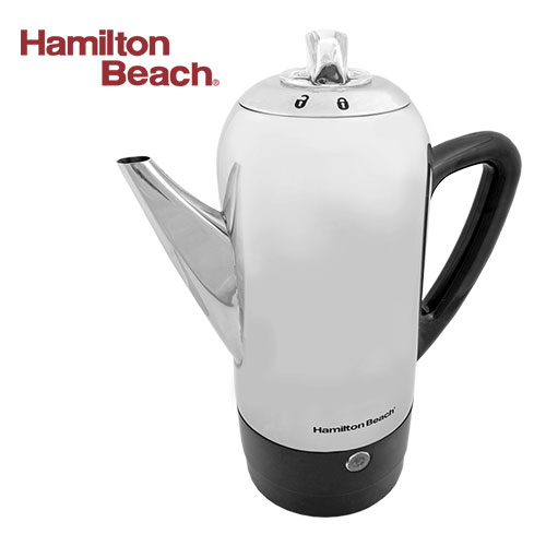 Hamilton Beach R40622R Percolator