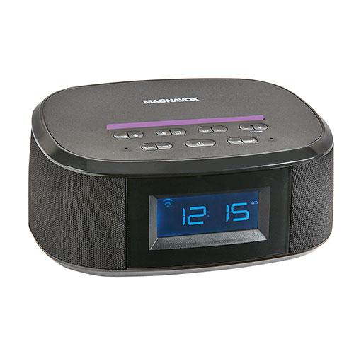 Magnavox WiFi Dual Alarm Clock