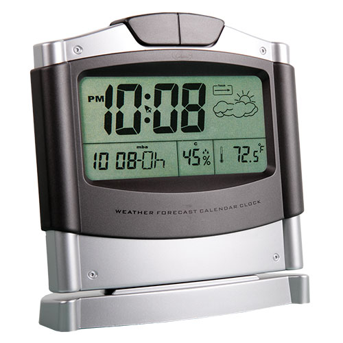 Chass 196 Weather Forecaster Alarm Clock