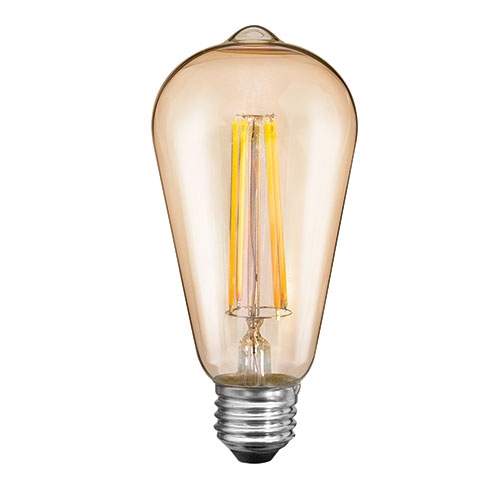 Retrofit Lighting Vintage Edison Bulbs - 6 Pack