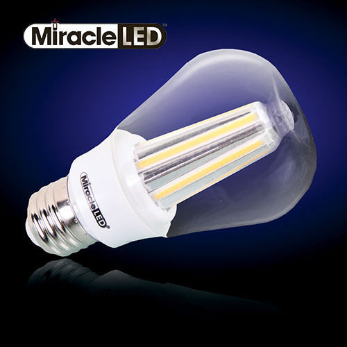 Miracle LED Cool Un-Edison Bulbs 8-Pack