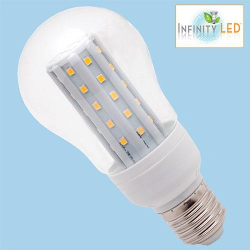 Infinity 4PK Cool White LED Lightbulbs