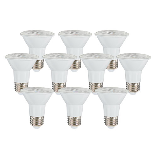 10-Pack Miracle LED Flood Lights