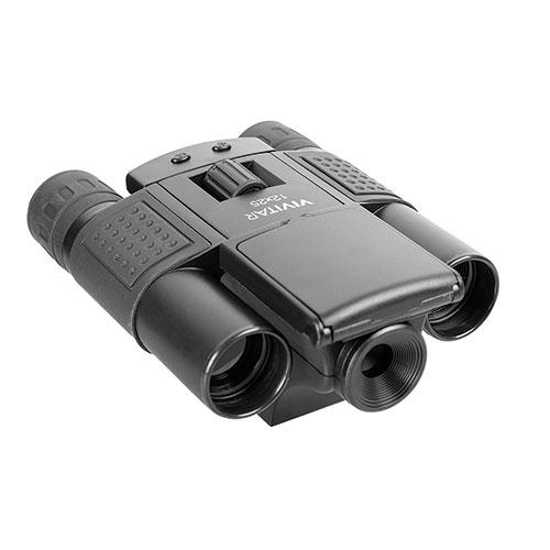 Vivitar 8MP Digital Camera & Binoculars