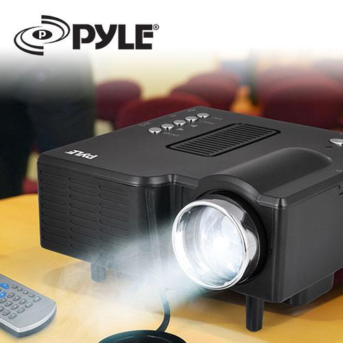 Pyle Compact Multi-Media Projector
