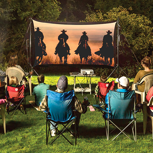 Backyard Theater Systems Outdoor Theater - Heartland America: Backyard Theater Systems Outdoor Theater