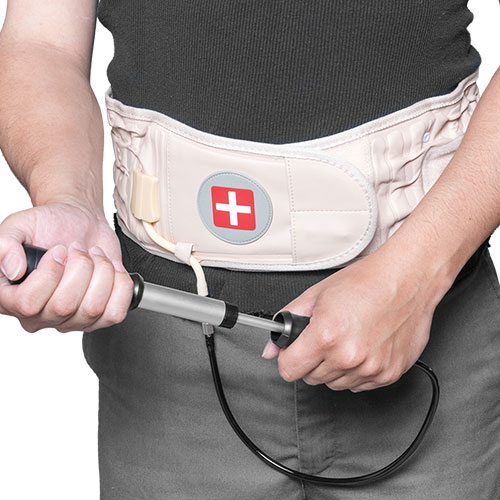 Airoback BK2012 Relaxation Massager Back Belt