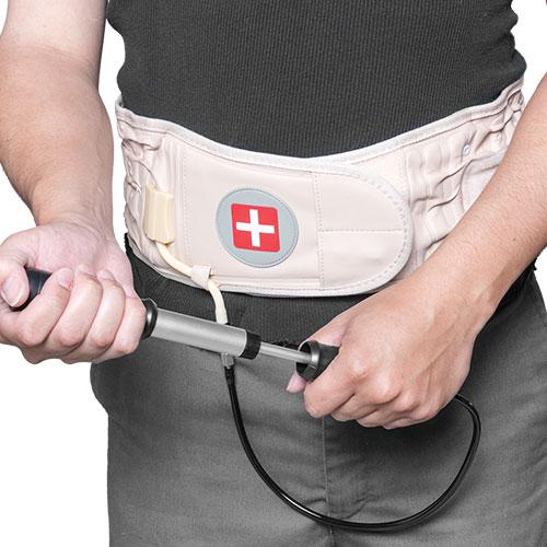 Airoback BK2012 Relaxation Massager Back Belt