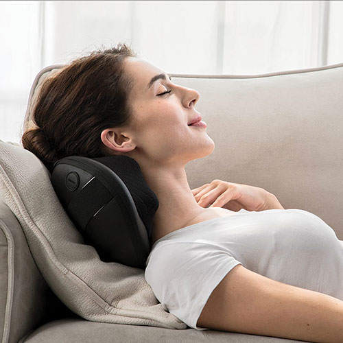 Tekjoy Shiatsu TMP-260 Back & Neck Massager
