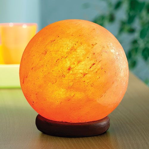 Himalayan Shop Sphere Salt Lamp