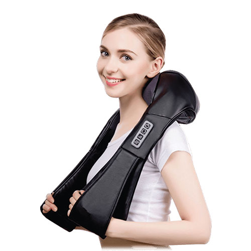 Vivitar Heated Shiatsu Massager