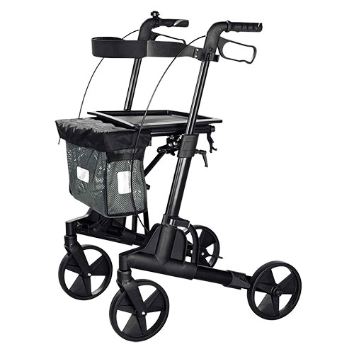 OLDPRO Rollator Walker with Seat