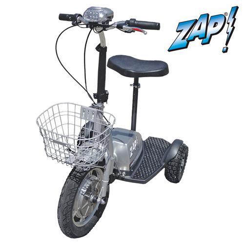 Zap Pro Flex 500 Scooter