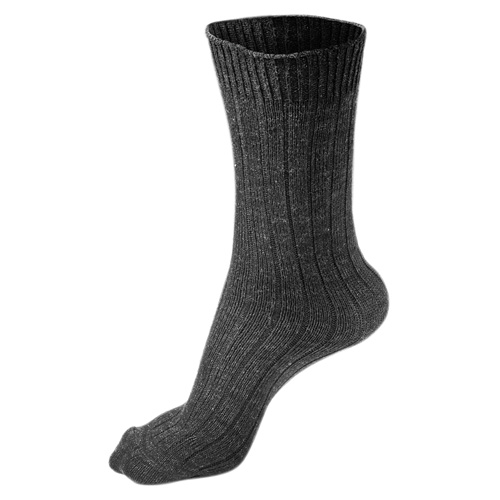 Rugged Frontier Merino Wool Socks - 6 Pack